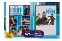 DVD Jonas Brothers: A Casa Do Rock - Primeira Temporada Vol.1 (DVD+Camiseta) 953169