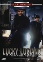 DVD Lucky Luciano: O Imperador Da Máfia - 952527