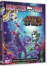DVD Monster High - A Assustadora Barreira De Coral - 953148