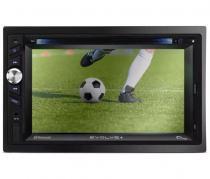 DVD Multilaser Evolve+ 6,2 Pol BT GPS TV USB Espelhamento -