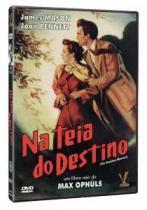 DVD Na Teia Do Destino (James Mason, Joan Bennett, Max Ophuls) - 953154