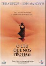 DVD O Céu Que Nos Protege - Debra Winger, John Malkovich - 953098