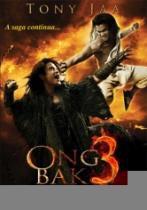DVD Ong Bak 3 - Dan Chupong, Nirutti Sirijanya - 952407