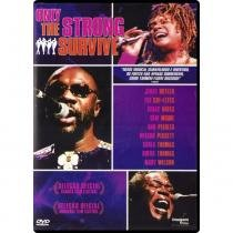 DVD Only The Strong Survive - Imagem