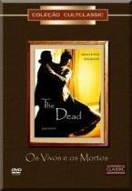 DVD Os Vivos E Os Mortos - Anjelica Huston, Donal Mccann - 952527