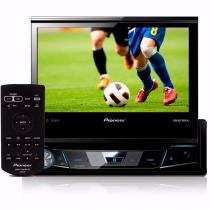 Dvd Pioneer Retratil Avh-x7880tv Tv Digital Bt Usb Mixtrax - Auto Mais