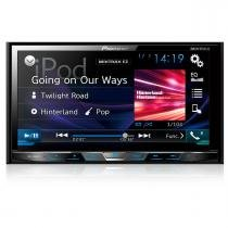 Dvd Player 2-Din AVH-X5880TV USB Bluetooth Pioneer - Pioneer