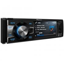 "DVD Player 3"" Pioneer DVH-8880AVBT - Bluetooth - USB - Aux - Controle -"