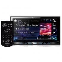 "DVD Player 7"" Pioneer AVH-X598TV - Waze - Spotify - DTV - Bluetooth -"