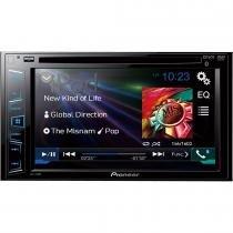 "DVD Player Automotivo 6,2"" AVH278BT com USB - Pioneer - Pioneer"