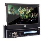 DVD Player Automotivo Dazz DZ-5215BT, 7, CD DVD -