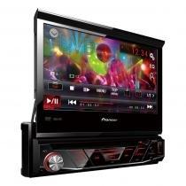 Dvd player automotivo digital video disc 7 polegadas avh-3880dvd pioneer - Pioneer