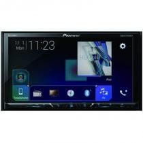 "DVD Player Automotivo Pioneer AVH-A4180TV TV Digital Tela 7"" Bluetooth USB com Waze e Spotify -"