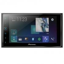 "DVD Player Automotivo Pioneer SPH-DA138TV 2-DIN Tela de 6.2"" TV Digital Bluetooth USB, Apple CarPlay -"