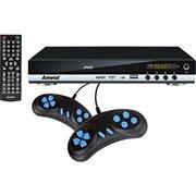 DVD Player com Conexão USB Game Ripping e 2 Joysticks AMD 910 Amvox - Amvox
