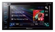 Dvd player pioneer avh-298bt com bluethooh 2 din - Pioneer