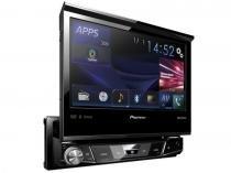 Dvd player pioneer avh-x7880tv 1-din com tv digital bluetooth usb 7 polegadas e mixtrax - Pionner