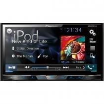 DVD Player Pioneer AVHX5780TV 7 polegadas HDTV/USB/BT - Pioneer - Pioneer