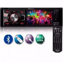 Dvd Player Pioneer Dvh-8880avbt Bluetooth Usb Tela 3.5 Radio - Auto Mais