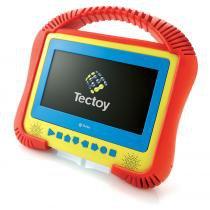 "DVD player portátil Com tela LCD 7"" USB decodificador dolby digital e leitura de MP3 Kids Tectoy - Tectoy"