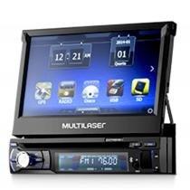 DVD Retratil 7 pol GPS BT ML TV Digital Extreme - Multilaser