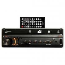 Dvd Retratil Player Automotivo Lenoxx Ad2615 - LENOXX