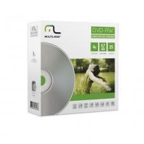 DVD RW Multilaser DV062 25 UM 04X 4.7 GB - Multilaser