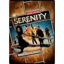 DVD Serenity - A Luta Pelo Amanhã - Universal