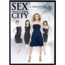 DVD Sex and The City - 1ª Temporada Completa (Nova Embalagem) - Paramount