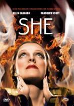 DVD She - Helen Gahagan, Randolph Scott - 1