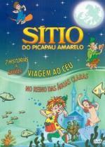 DVD Sitio Do Picapau Amarelo - Viagem Ao Ceu - 953076