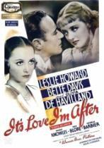 DVD Somos Do Amor - Leslie Howard, Bette Davis - 1