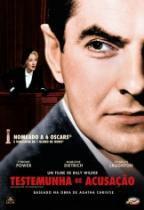 DVD Testemunha De Acusação - 953040