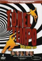 DVD Túnel Do Tempo - Primeira Temporada Vol 1 (4 DVDs) - 1