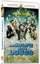 DVD Um Golpe Muito Louco - Peter Falk, Peter Boyle - 1