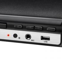 DVD Vídeo D-15 Entrada USB, Função Karaokê - Mondial -