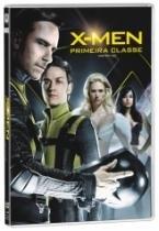 DVD X-Men - Primeira Classe - James Mcavoy, Michael Fassbender - 952366