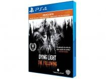 Dying Light The Following Enhanced Edition para - PS4 Warner