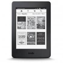 E-reader Kindle Paperwhite 3g Wi-fi 4gb Ao0457 Tela de 6 Polegadas Com Definicao de 300ppi - Preto - Amazon