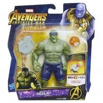 E0563 marvel hero vision infinity war hulk 15cm - Hasbro