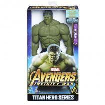 E0571 marvel titan hero 30cm hulk - Hasbro