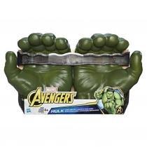 E0615 marvel acessórios punhos gama esmagadores do hulk - Hasbro