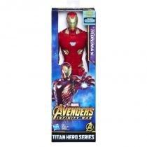 E1410 marvel titan hero 30cm homem de ferro - Hasbro