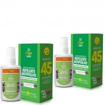 Easy Care: Leave-in protetor (repelente antipiolho) kit 2un -
