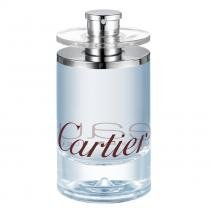 Eau de Cartier Vétiver Blue Cartier- Perfume Unissex - Eau de Toilette - 100ml - Cartier