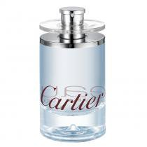Eau de Cartier Vétiver Blue Eau de Toilette - Perfume Unissex - 100ml - Cartier