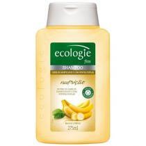 Ecologie fios shampoo nutrição 275ml -