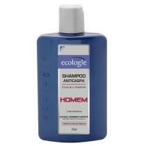 Ecologie Homem  - Shampoo Anticaspa - 275ml - Ecologie