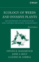 Ecology of weeds and invasive plants - 3rd ed - Jwe - john wiley