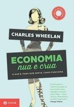 Economia Nua E Crua - Zahar - 1